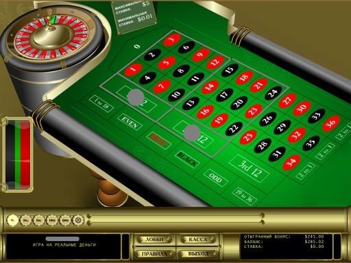 как выиграть в рулетку европейскую в онлайн казино